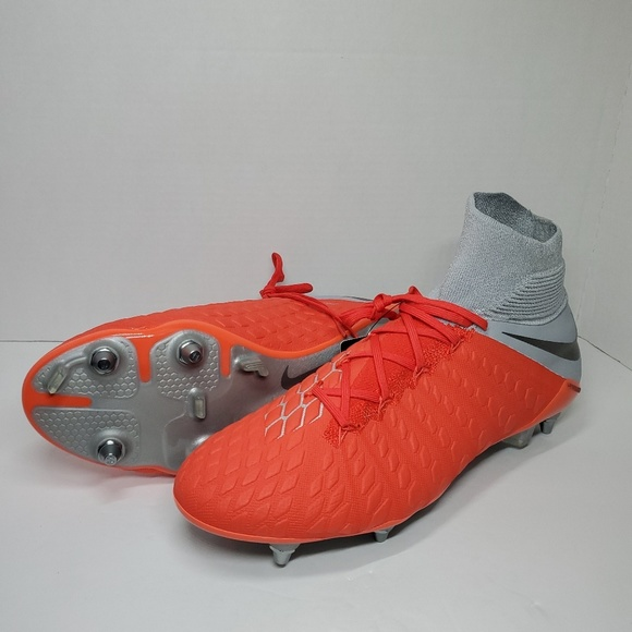 new product 7ee6a d9347 New Nike Hypervenom phantom 3 elite sg NWT